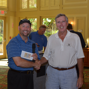 #13 Closest to the Pin: Raymond Orrie