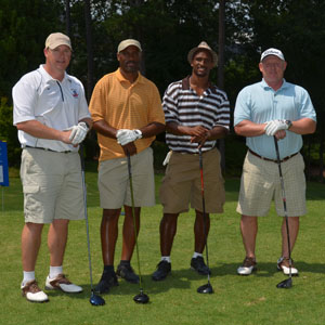 2nd Place Low Net: Blake Davenport, Michael Haynes, Gary Downs, Doug Dixon