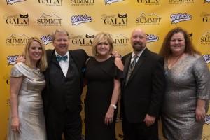 Leadership Team at 2018 Gala