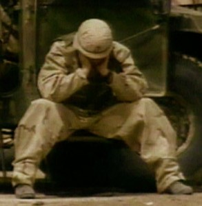 PTSD Soldier at The Summit