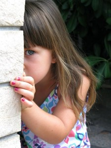 Helping your child conquer shyness
