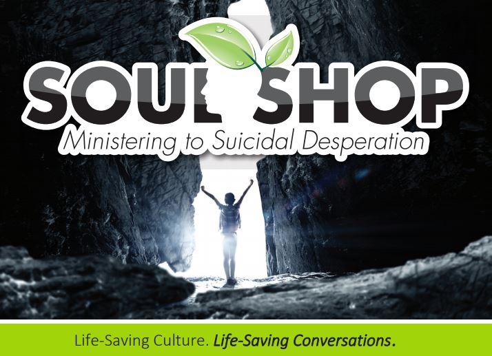 Soul Shop Flyer Graphic