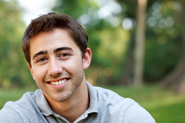 dui prevention young man smiles shutterstock_89664316