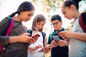 Helping Your Middle Schooler Be Safe in a Technological World