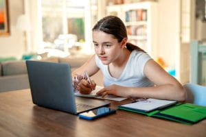 ADHD and Virtual Learning